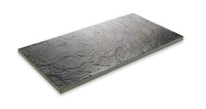 بتن اکسپوز کلاس B | سنگ فرش ۳۰x۶۰ cm بادبر