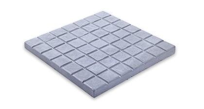سنگ های بادبر شطرنجی- سنگ فرش
