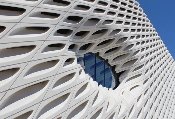 مزایای استفاده از جی اف آر سی در نمای ساختمان