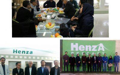 واگذاری بزرگترین پروژه نمای بتن اکسپوز پیش ساخته در ایران به هنزا