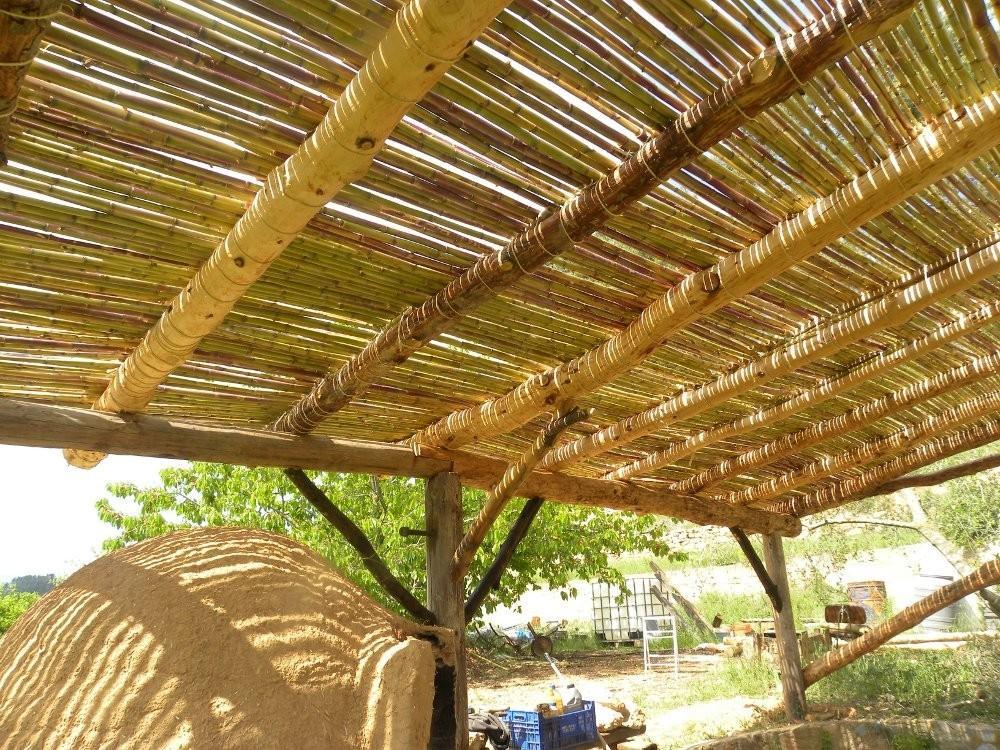 ساختمان سبز مصالح ساختمانی طبیعی