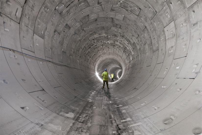 کاربرد بتن الیافی در مقاوم سازی تونل ها