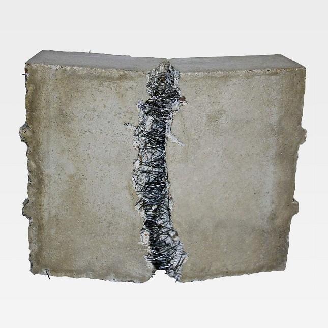 فیبر فولادی در بتن الیافی