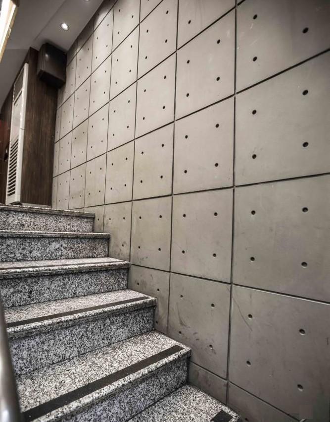 بتن اکسپوز، متنوع ترین نمای ساختمانی