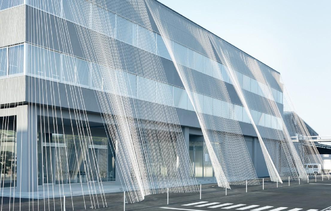 میله های رشته ای؛ مصالح ساختمانی جدید