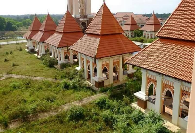 خانه های ساخته شده با جی اف آر سی GFRC