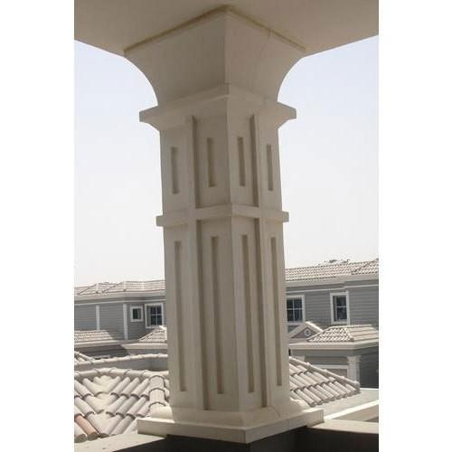 استفاده از بتن الیافی در ساخت ستون ها
