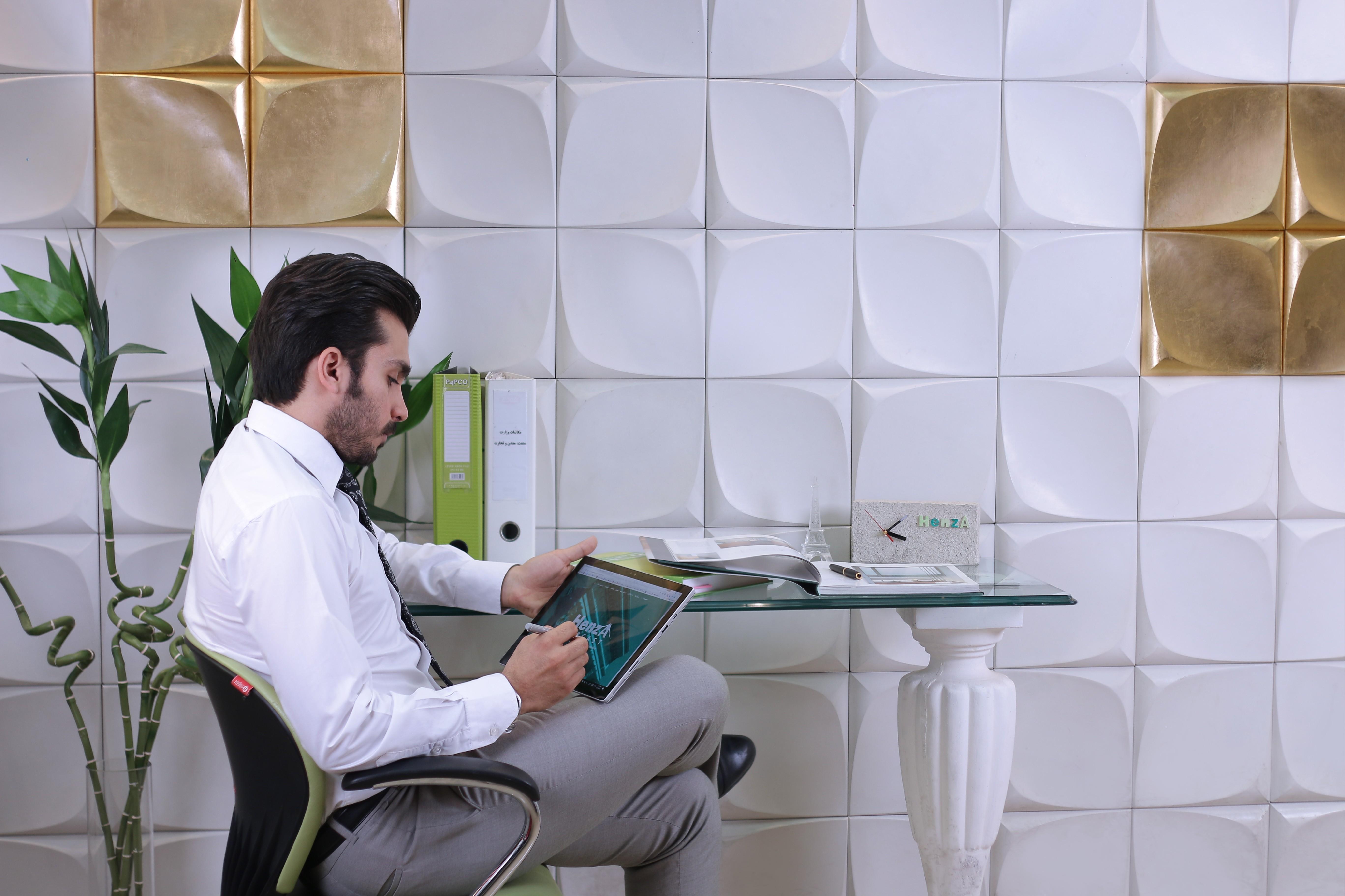 شکل پذیری و طراحی با ایران GFRC / ایران GRC