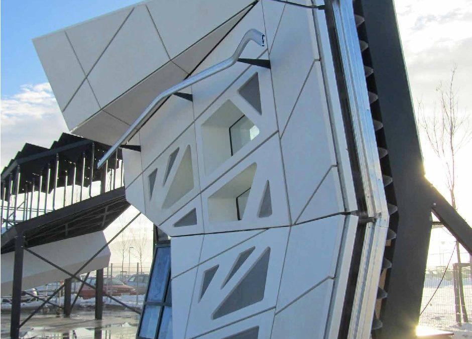 ایران GFRC / ایران GRC مصالح ساختمانی مدرن