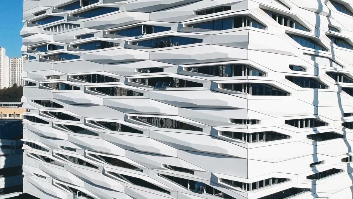 جی اف آر سی / جی آر سی در ردیف مدرن ترین محصولات ساختمانی