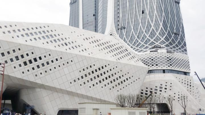 نقش ایران GFRC / ایران GRC در معماری شهری