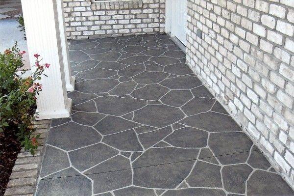 تنظیم ارتفاع سنگفرش بتنی / سنگ فرش بتنی