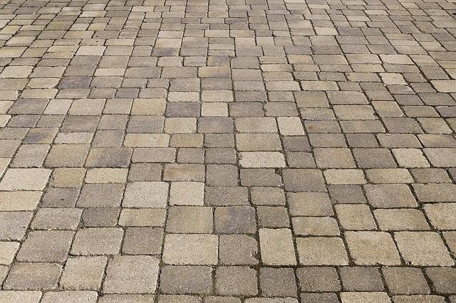 چگونه از ترکیب رنگ در سنگفرش بتنی / سنگ فرش بتنی استفاده کنیم؟