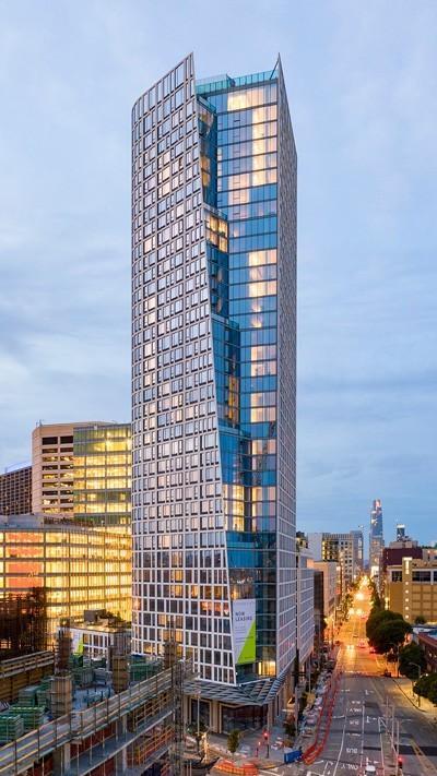 آیا جی اف آر سی / جی آر سی برای پوشش نمای برج ها مناسب است؟