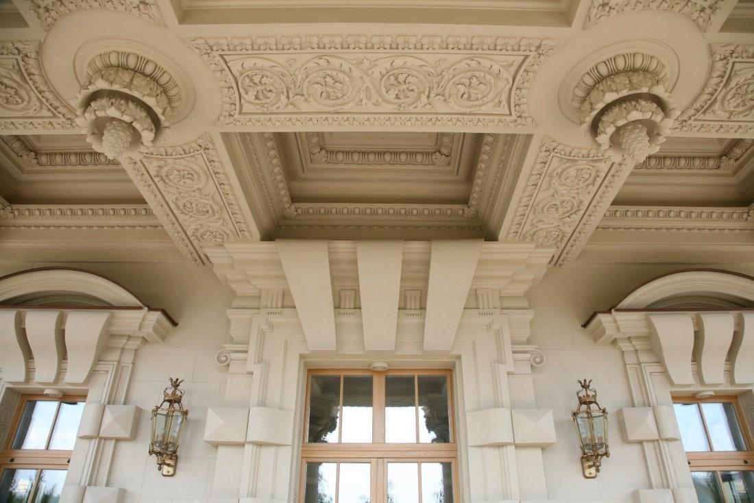 جی اف آر سی / جی آر سی از لحاظ نظارتی چه کمکی به نمای ساختمان می کند؟