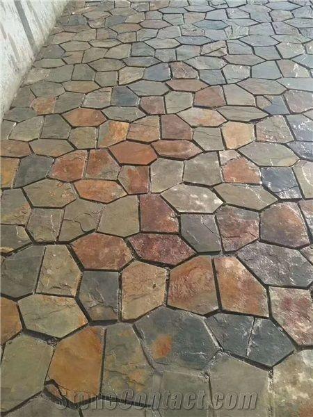 سنگفرش بتنی / سنگ فرش بتنی چه طرح هایی دارد؟