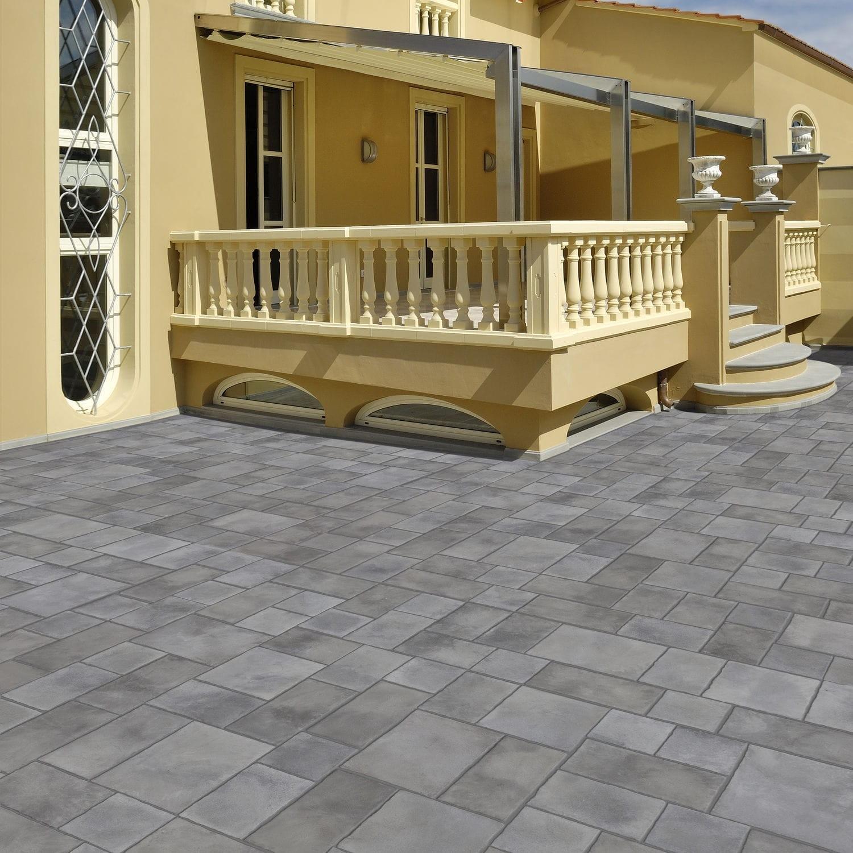 خصوصیات سنگفرش بتنی / سنگ فرش بتنی صنعتی