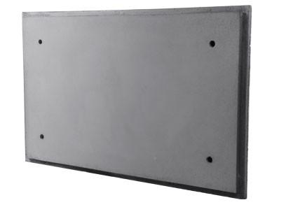 بتن اکسپوز کلاس B | سنگ فرش ۴۰x۴۰ cm صیقل