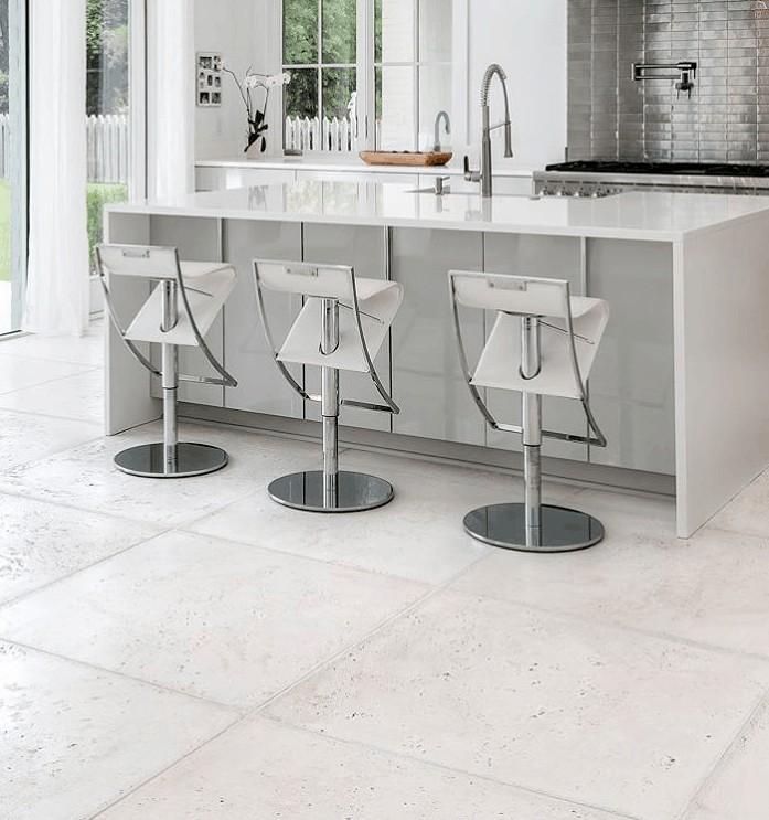 آیا سنگفرش بتنی / سنگ فرش بتنی در فضای داخلی قابل استفاده است؟