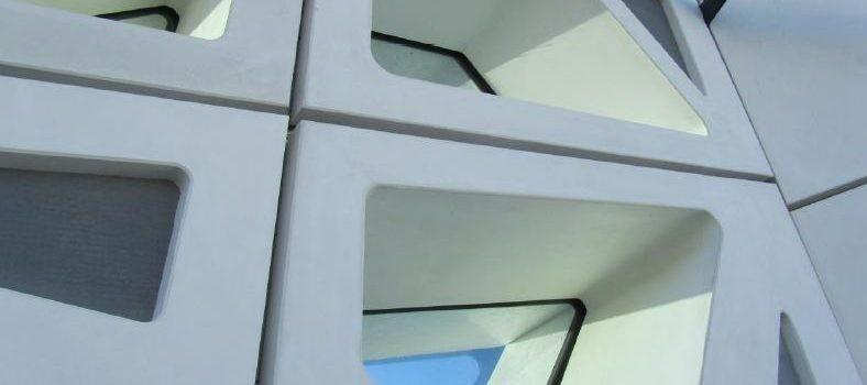 معماری با جی اف آر سی / جی آر سی