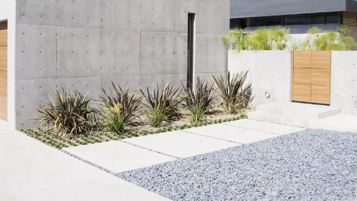 خلاقیت در طراحی مفصل های سنگفرش بتنی / سنگ فرش بتنی