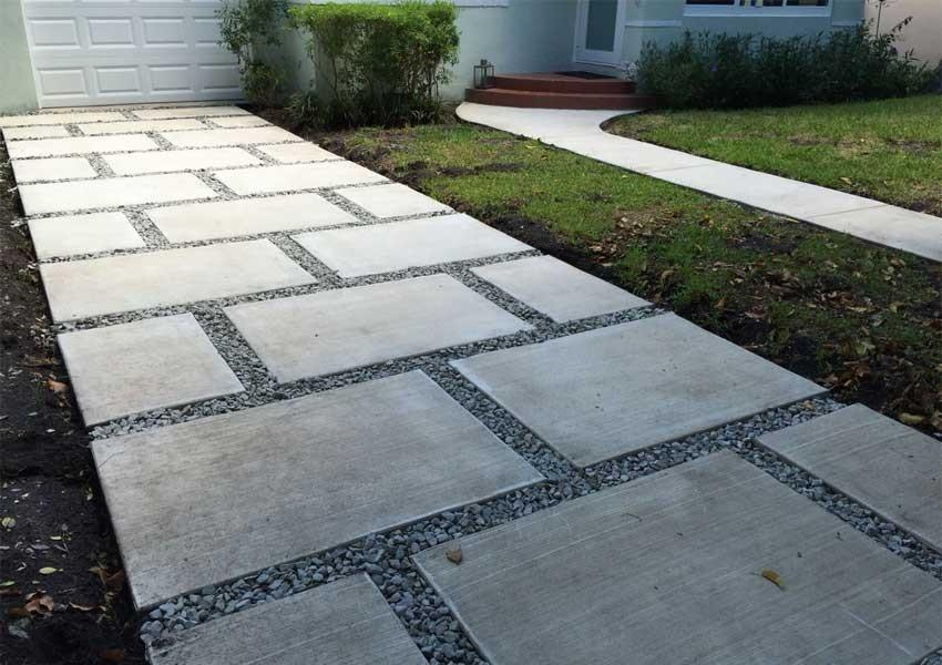 موارد استفاده سنگفرش بتنی / سنگ فرش بتنی در شهرسازی