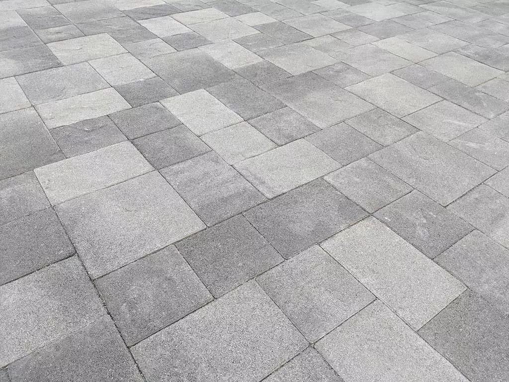 سنگفرش بتنی / سنگ فرش بتنی پیوسته (interlocking) چیست؟